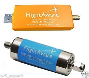 Pro-Stick-USB-ADS-B-Receiver-1090MHz-Band-pass-Filter-from-FlightAware