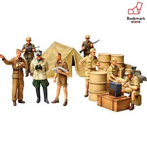 NEW-TAMIYA-1-48-WWII-German-Africa-Corps-Infantry-Set-Model-Kit-Military-miniatu