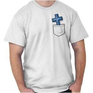 Religious-Jesus-Christ-Christian-God-Gift-T-Shirt-Tee