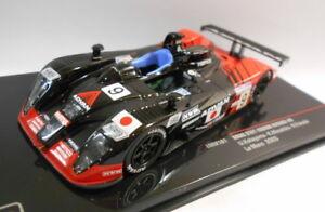 IXO-1-43-escala-LMM101-Dome-S-101-9-Le-Mans-2003-Kondo-Racing