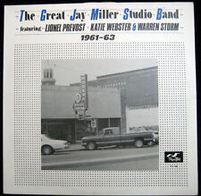 The Great Jay Miller Studio Band - Jay Miller - Flyright 608 - New