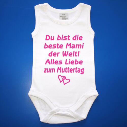 Babybody Baby Body Muttertag Vatertag Muttertagsgeschenk Vatertagsgeschenk