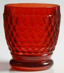Villeroy-amp-Boch-BOSTON-RED-Double-Old-Fashioned-Glass-3947665
