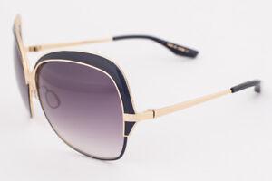 9486d614de44 DITA Marseilles Shiny Black   Gold   Gray Gradient Sunglasses 8401-F ...