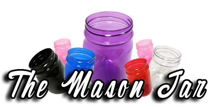 150 16 oz (environ 453.58 g) Plastique Transparent Bocaux Mason Cup mariage faveurs BPA Free  Made in the USA