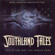 Southland Tales by Original Soundtrack (CD, Nov-2007, Milan) NEW Sealed