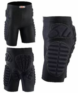 Shorts-Protective-Body-Armour-Protection-Impact-Hip-Body-Safety-Embozzing