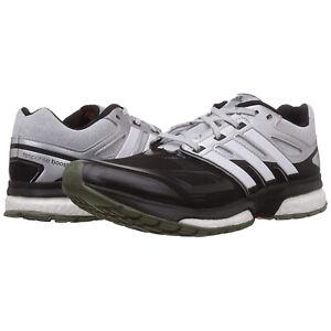 Adidas Response Boost Techfit Tf Running Shoes Jogging Black