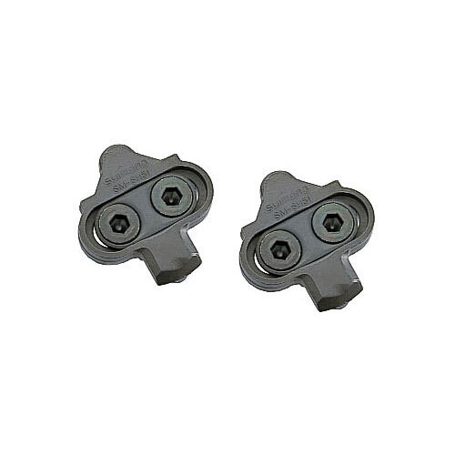 Shimano PD M520 SPD Clipless MTB Pedals Cleats SILVER