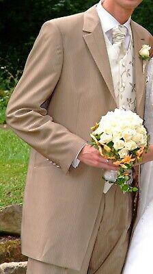 Edler Hochzeitsanzug Größe 102/98 Schlank Und Groß, Von Wilvorst