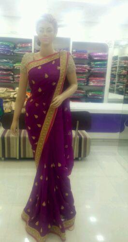 Bollywood Lehenga New Party di Tradizionale Ethnic Saree Indiano Sari Wear Designer 5qTSwTHB6