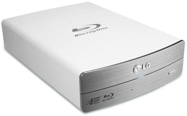 LG Electronics BE14NU40 14x USB 3.0 Super-Multi Blu-ray External Rewriter Burner