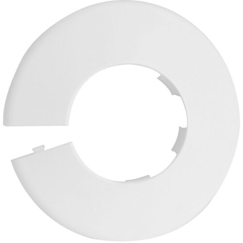 NEW Talon Pipe Collar 42mm White radiator pipe  5 Pack