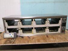 Duke Fwm3 6 Heated Slots Hot Food Holding Cabinet Warmer & Bins ...