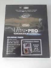 Ultra Pro 3-pocket Platinum Page for 4 X 6 Photos 100 Ct 81424 074427814243