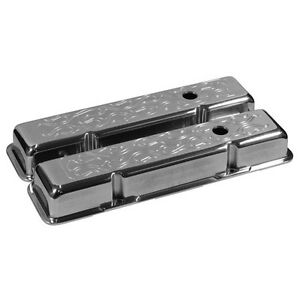 Small-Block-Chev-Rocker-Covers-Alloy-Low-Style-Flamed-Design-24-8004