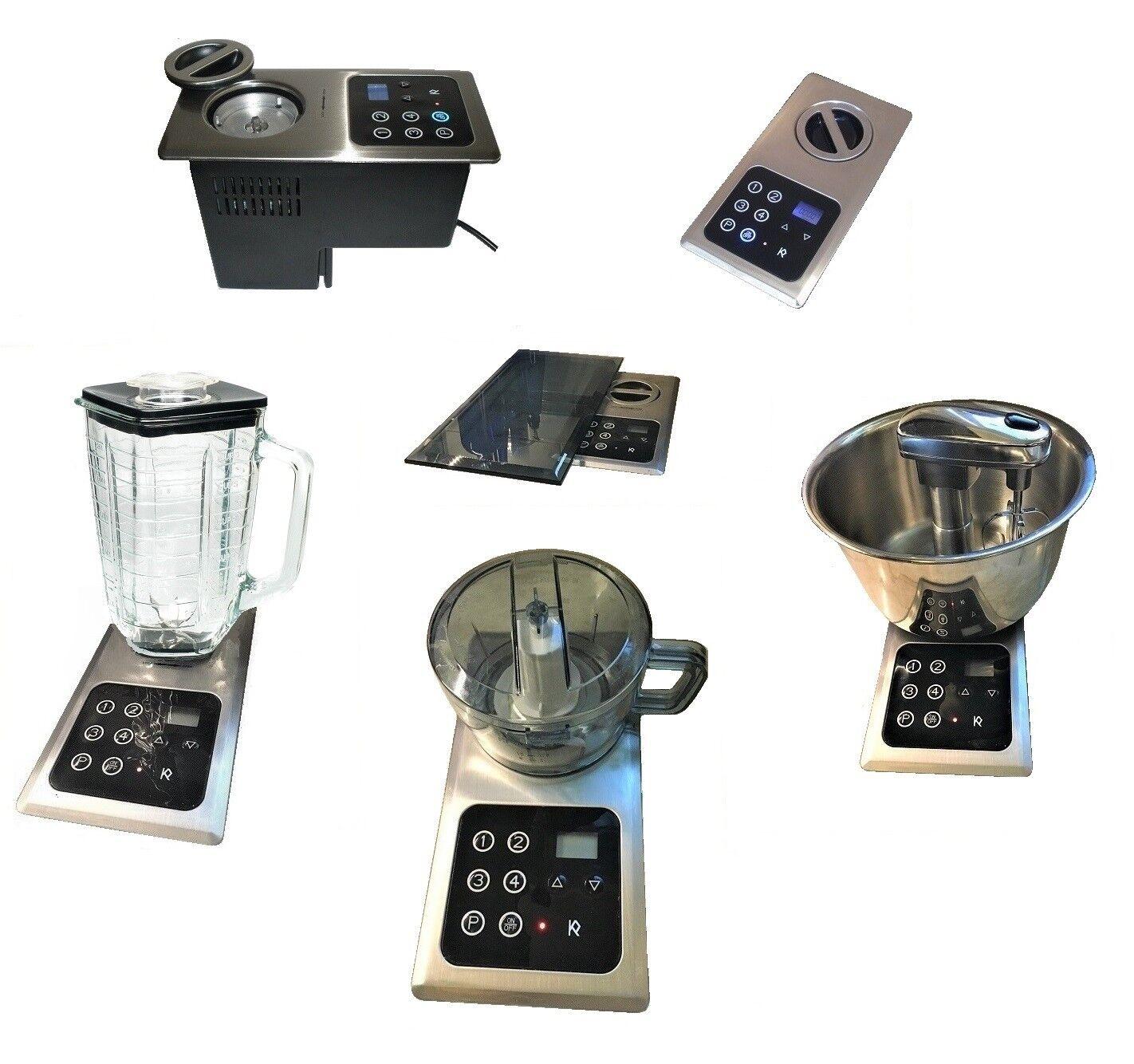 Built-In Universal Mélangeur + Smoothie Maker Blender & Mini-hachoir  Nutone 250 251