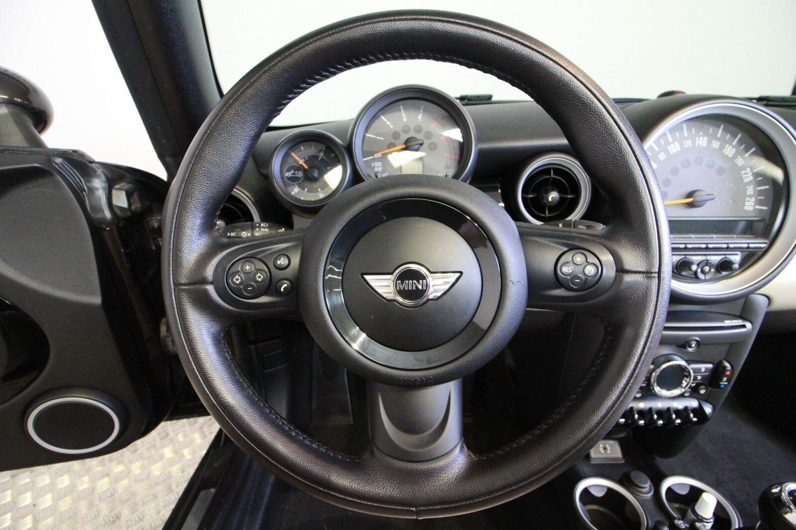 Mini Cooper D 112 Cabriolet