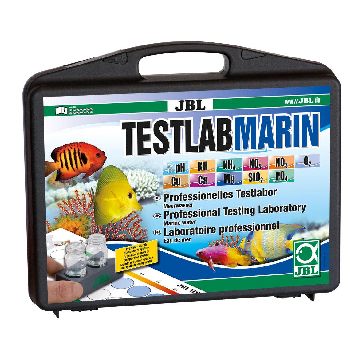 rivenditore di fitness JBL Testlab Marin Marin Marin - Professionale Testkoffer per Exakten Meerwasser-Analyse  presa di marca