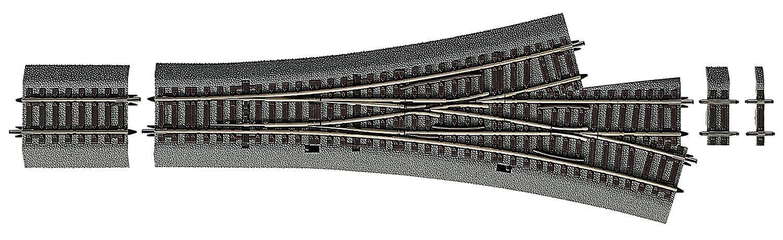 produttori fornitura diretta ROCO 42543 h0 tre vie morbida 15 ° ° ° con zavorra + + NUOVO & OVP + +  vendita economica