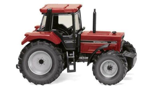 WIKING Modell 1:87//H0 Traktor Case International 1455 XL rubinrot #039702