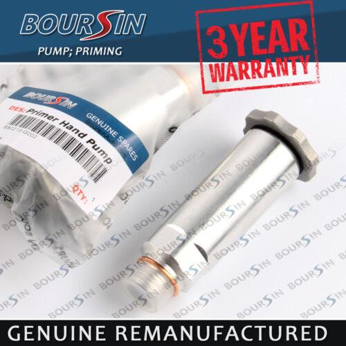 ISUZU FVD CXY CXZ EXY FSD FRD FVY Primer Hand Fuel Feed Pump Upgrade Section