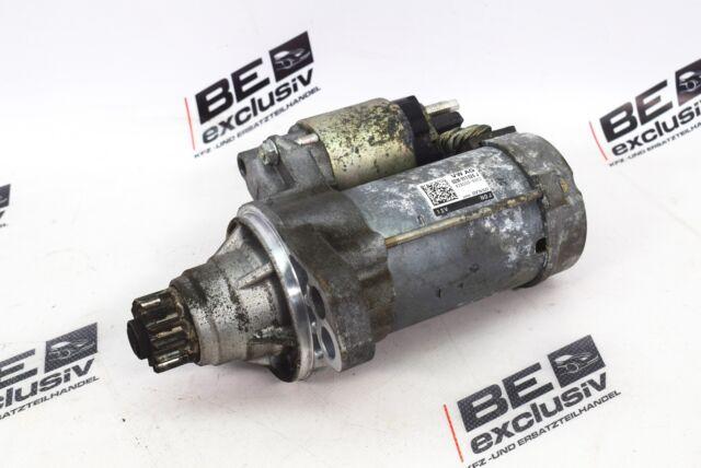 Original Audi S1 8X 2.0 TFSI Denso Motor de Arranque 12V Ndj 02M911024J