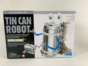 TIN-CAN-ROBOT-KIT-from-4M-Fun-Science-Project-for-Kids-8-amp-Up
