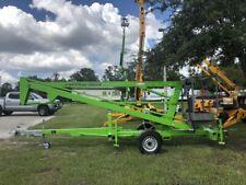 Nifty Tm34mg 40 Towable Boom Lift 40 Work Heighthonda Powerednew 2021 Seead