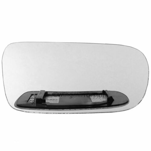 X300 94-97 heated wing mirror glass clip on Right Driver side for Jaguar Xj