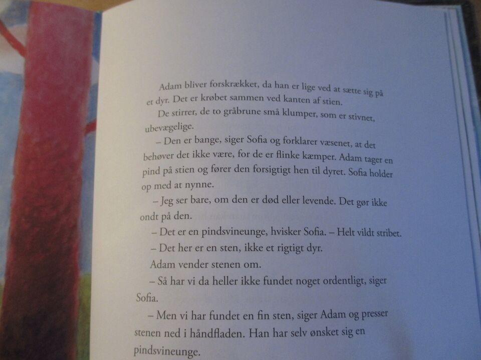 Adam og sofia, Riitta jalonen Tammi förlag/Läsrörelsen