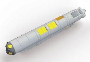 Modelbouw, accessoires Eduard Brassin 1/48 Terma Pod for BAe Harrier GR.7/9 # 648266