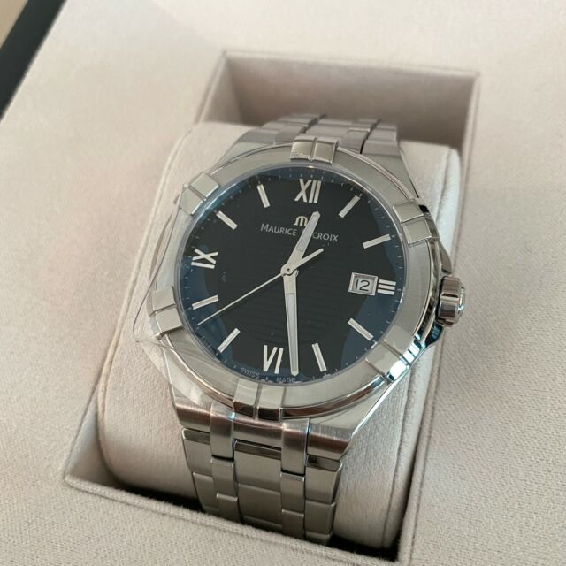 Maurice Lacroix AI1008-SS002-330-1 Gents 42MM Mens Watch