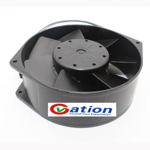 Royal Fan TR655D-TP-7 All-metal high-temperature fan 200Vac .29//29w 172*150×55mm