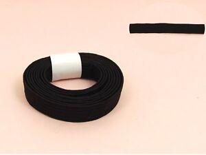 2M-or-5M-x-10mm-Wide-Flat-ELASTIC-Stretch-BAND-Sewing-Dress-Waist-thin