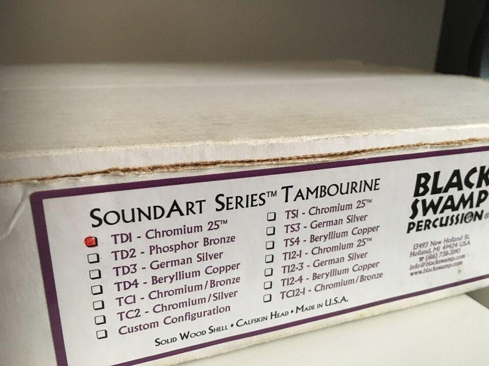 Tambourin, Black Swamp TD-1