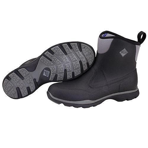Muck bota para Hombre Excursion Pro a mediados de arranque de Nieve Negro gris plomo Frmc - 000