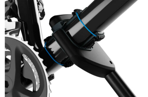 Thule carbon Frame Protector Adaptateur Pour Karbon Cadre Cadre Protection Noir