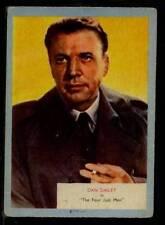 (Gg311-348) A & BC Gum, Who-Z-At-Star?, #27 Dan Dailey 1958 G-VG