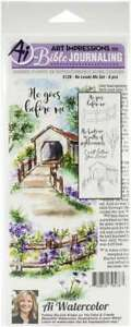 Art-Impressions-Bible-Journaling-Watercolor-Rubber-Stamps-He-Lead-750810795787