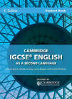 Collins Cambridge IGCSE: Cambridge IGCSE English as a Second Language Student Book by Alison Burch, Emma Watkins, Shubha Koshy (Paperback, 2013)