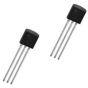 2x Bf241 Npn Rf Amplifier Transistor-afficher Le Titre D'origine