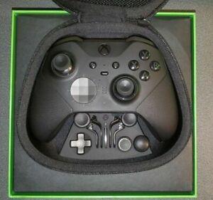 SERIE Xbox Elite Microsoft 2 Controller Wireless-scatola originale e accessori