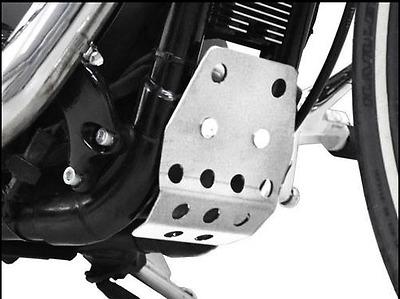 HARLEY DAVIDSON SPORTSTER IRON 883 BJ 2004-protezione del motore spoiler Nero