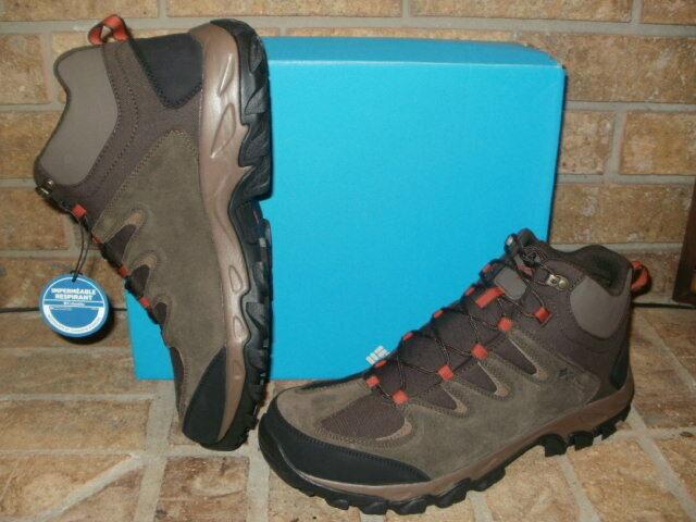 columbia men's waterproof hiking boots
