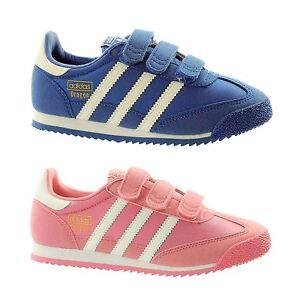 best loved 87154 31506 La foto se está cargando Adidas-Dragon-og-CF-para-Ninos-Entrenadores- Originals-