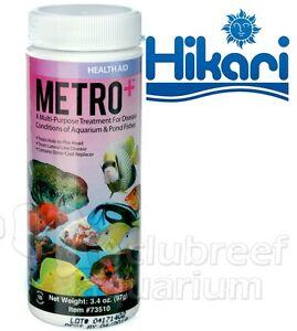 Metro Plus Hikari Multi Purpose Powder Fish Disease Medication - Metroplus invoice number