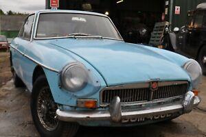 1967-MK1-MG-MGB-GT-MGBGT-CLASSIC-CAR-PROJECT-TAX-AND-MOT-EXEMPT