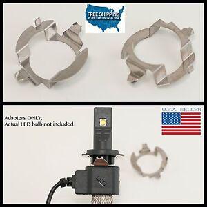 h7 led bulb holder clip adapter mercedes e class 2003 2009. Black Bedroom Furniture Sets. Home Design Ideas