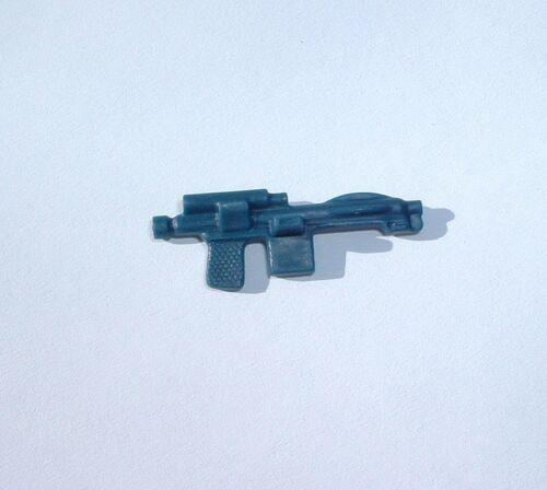 NICE CUSTOM BLUE Stormtrooper Blaster Weapon 1980 Fett Vintage Star Wars FLOAT A